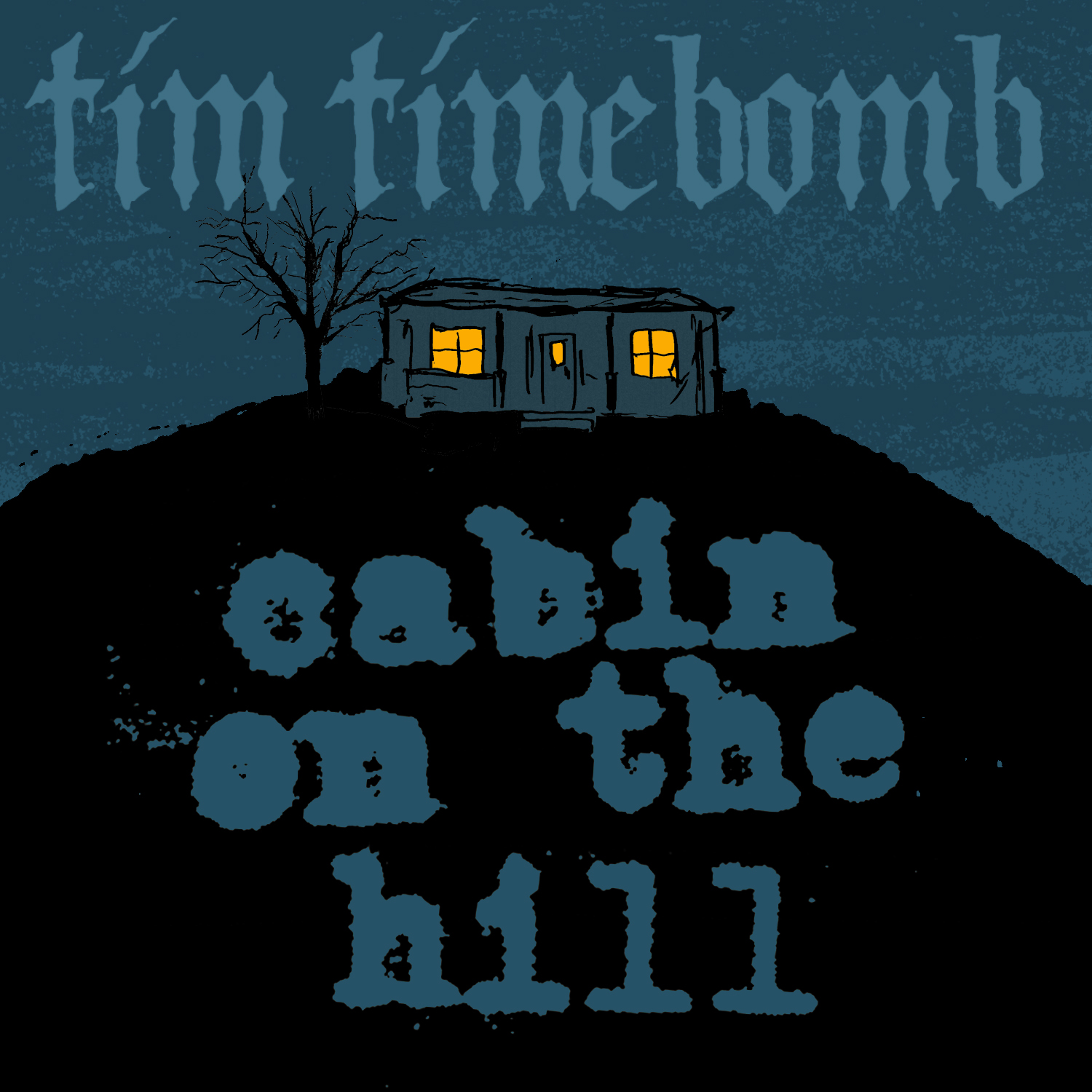 __CABIN ON THE HILL