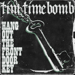 HANG OUT THE FRONT DOOR KEY