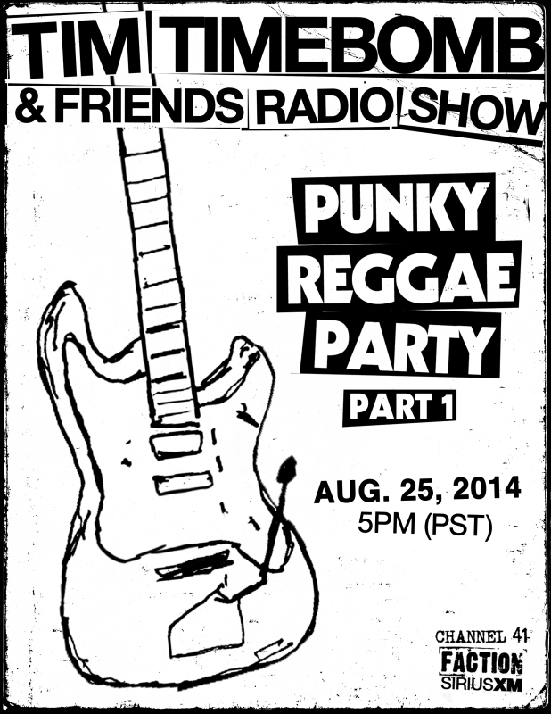 AUG 25 PUNKY REGGAE PARTY PART 1