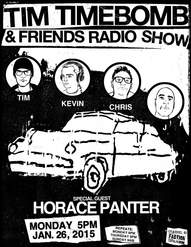 JAN 26 2015 - HORACE PANTER