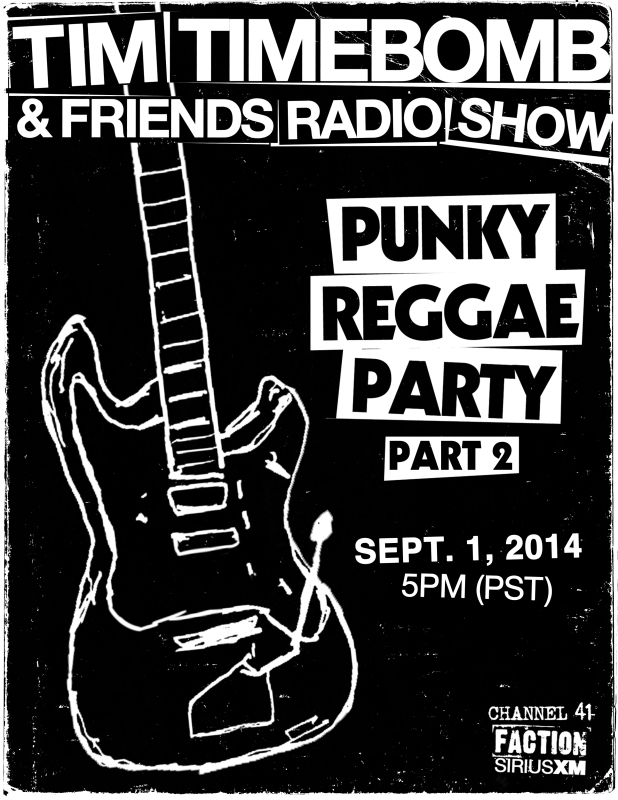 SEPT 1 PUNKY REGGAE PARTY PART 2