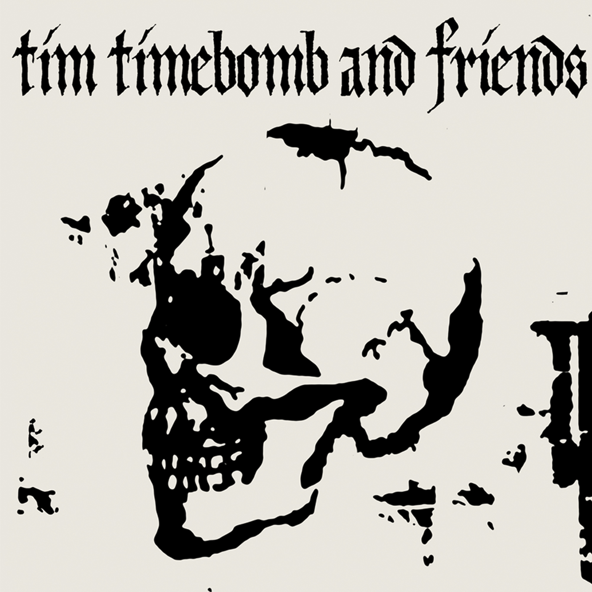 Tim Timebomb & Friends 15 Song Album