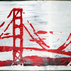 Golden Gate Bridge - February 7, 2015